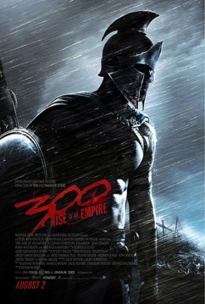 "Cartaz do filme ""300: Rise of an Empire"""